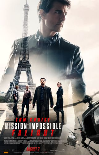 Win tickets to MISSION: IMPOSSIBLE – FALLOUT