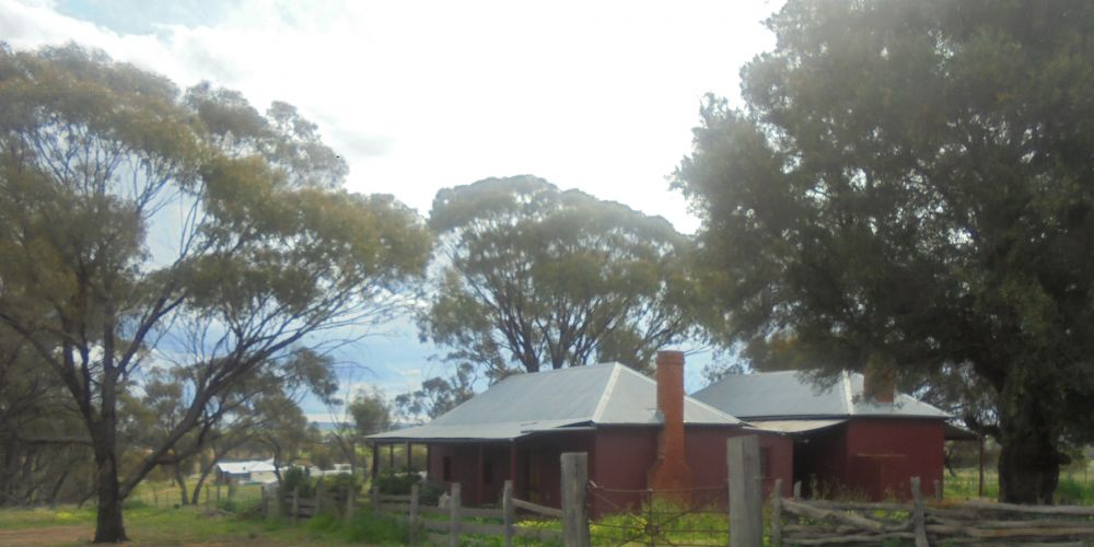 The Shire of Toodyay is looking for someone to preserve Syred's Cottage, built in 1859.