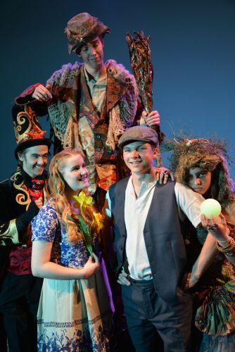 Midnite Youth Theatre Company is presenting Big Fish at the Regal Theatre.