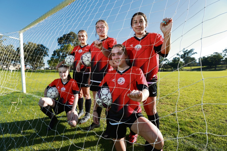 Soccer: Balga-based team to represent WA at girls National Youth Championships