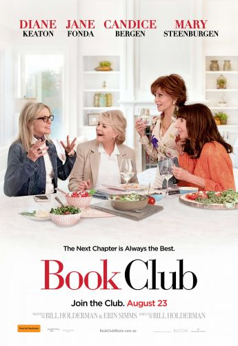 Win tickets to BOOK CLUB