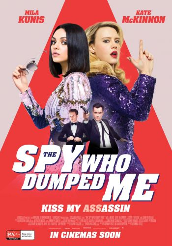Win tickets to THE SPY WHO DUMPED ME