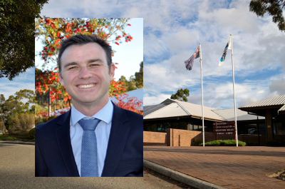 Mundaring councillor James Martin tipped to replace Lauren Palmer in race to win seat of Hasluck