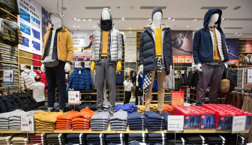 Japanese clothing giant Uniqlo will open in Perth on August 30.
