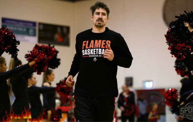 SBL: Joondalup Wolves fans to give former captain Greg Hire a rowdy reception with Rockingham Flames