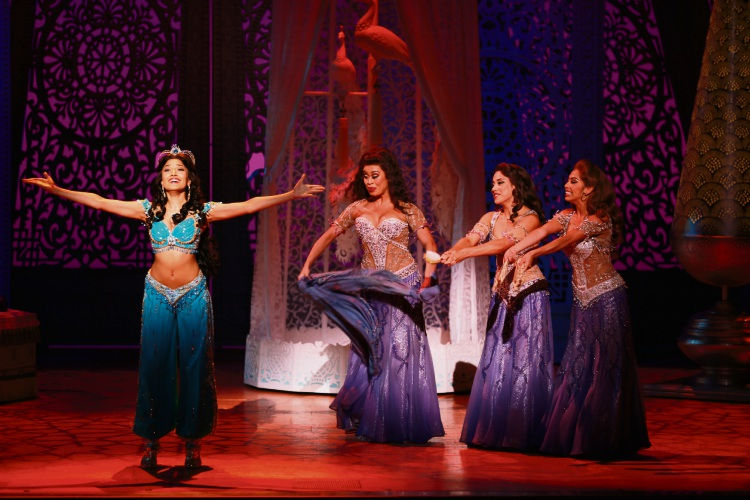 Genie steals show as Aladdin the Musical opens at Crown Theatre Perth
