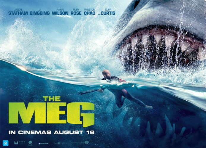 Win tickets to watch The Meg