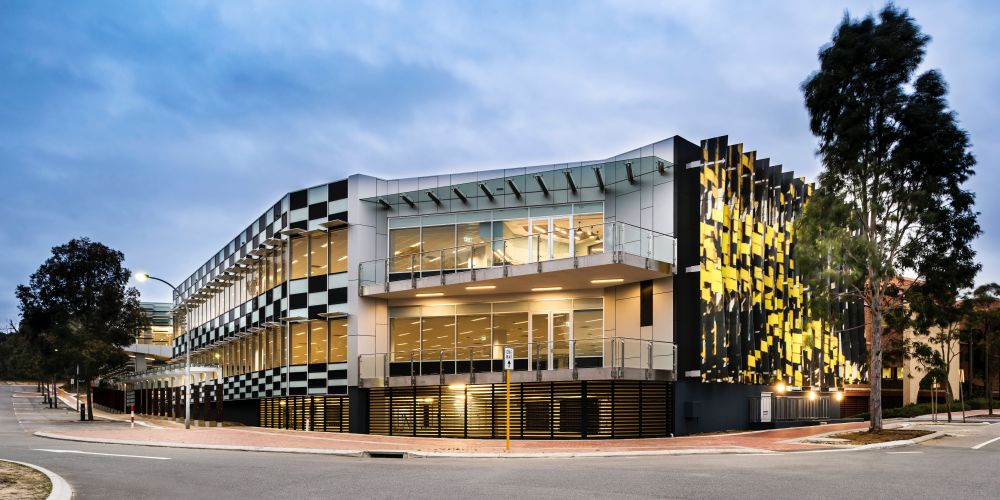 Pindan Constructions won an award for the Wanneroo Civic Centre extension.