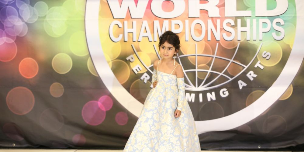 Five-year-old Ellenbrook model performs on the international stage
