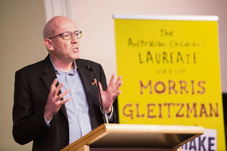 Morris Gleitzman.