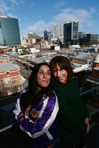 Celine Dion inspires New Zealand comedians making film The Breaker Upperers