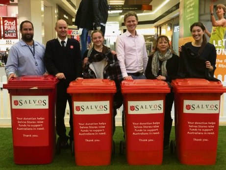 Warnbro Centre and Salvation Army join forces for Winter appeal