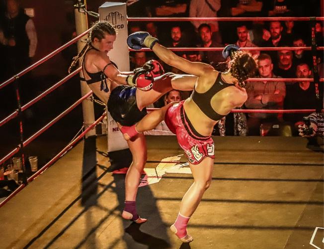 Shannon Gardiner has made the Australia Muay Thai team