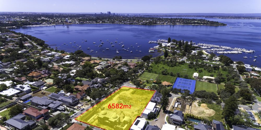 2 Bay View Terrace, Peppermint Grove – Auction, July 28 at 2pm