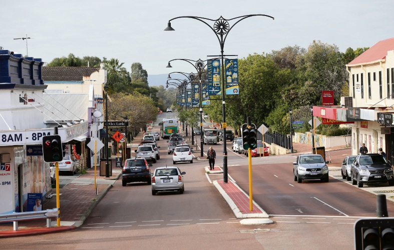 King William Street in Bayswater. Picture: David Baylis www.communitypix.com.au d485043