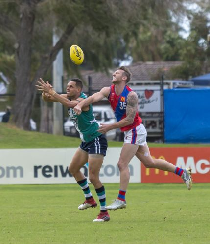 West Perth face an important game against Peel amid a financial crisis. Picture: Dan White