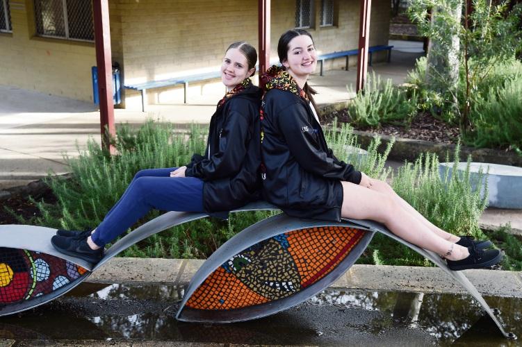 Alarra Brown & Madeleine Smith