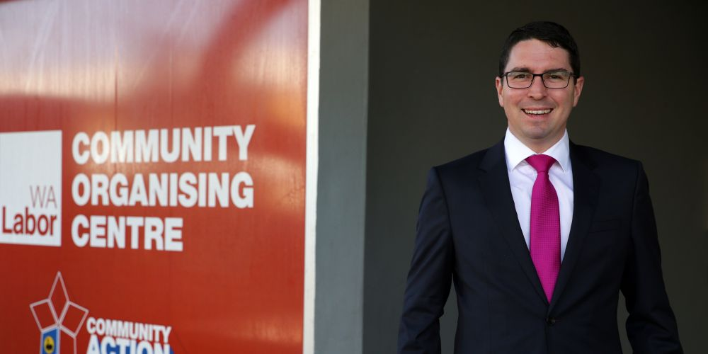 Labor's Patrick Gorman.