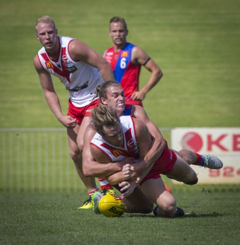 West Perth will look to break their hoodoo against South Fremantle this weekend. Picture: Dan White