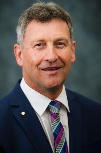 City of Rockingham chief executive Michael Parker.