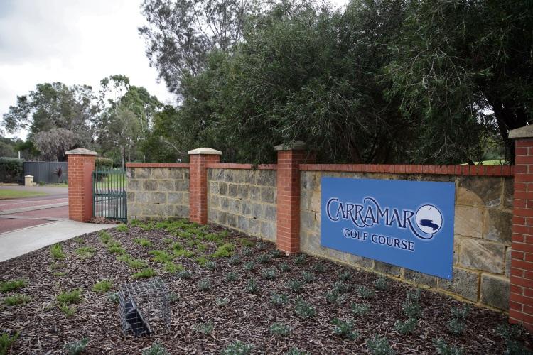Carramar Golf Course. Photo: Martin Kennealey