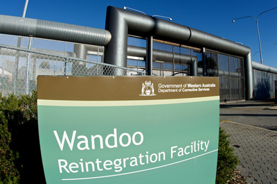 "More than 20 women being treated at WA's ""world-leading"" meth prison"