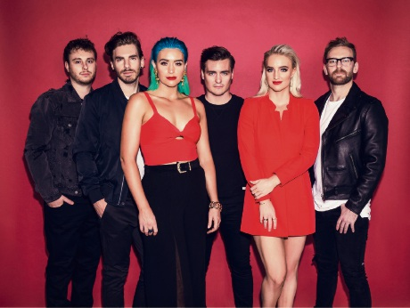 Brisbane band Sheppard will bring its Watching The Sky Across Australia tour to Perth on August 24.