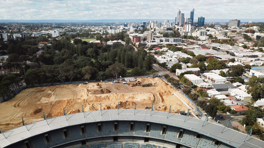 Subiaco: Next phase of $70.6m Inner City College underway, name expected in next six months