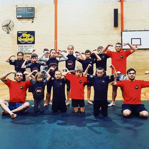 Murray's newest MMA influenced youth program kicks off at Murray Leisure Centre.