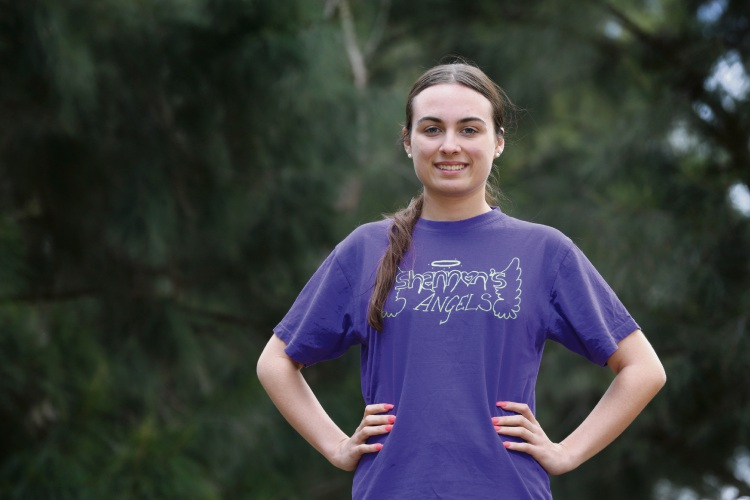 Murdoch resident Shannon Doody is fundraising for the JDRF One Walk again. Picture: Martin Kennealey