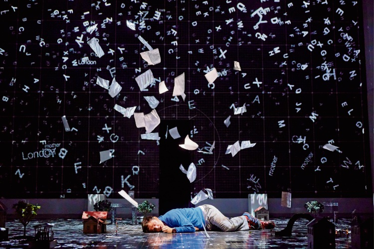The Curious Incident of the Dog in the Night-Time is on until August 19.