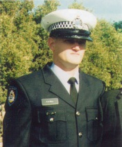20 years on, mother remembers fallen Gosnells policeman Peter Ball