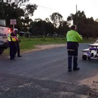 Perth: Police impound motorised picnic table on a wine tour