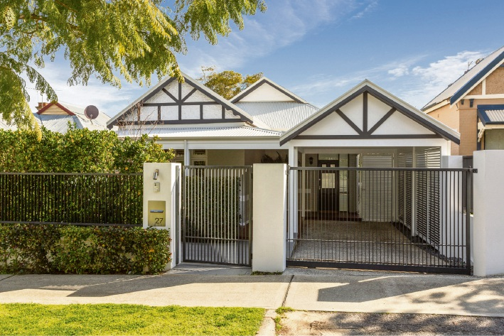 27 Coolgardie Street, Subiaco – Offers over $1.395 million