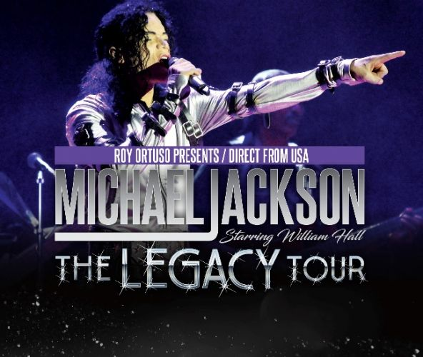 Win tickets to Michael Jackson – The Legacy Tour