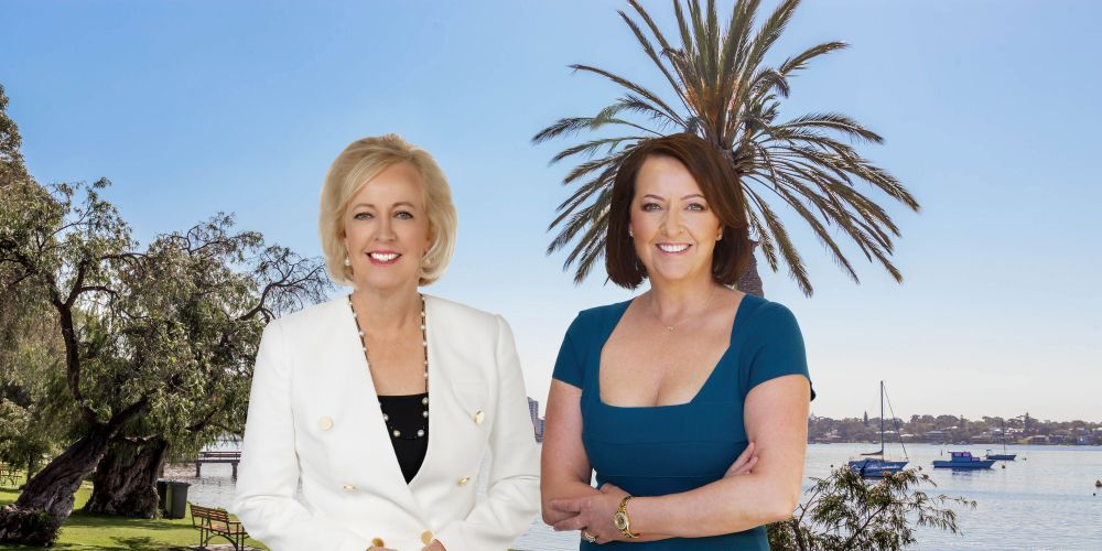 Deborah Brady and Jody Fewster have opened Ray White Cottesloe Mosman Park.