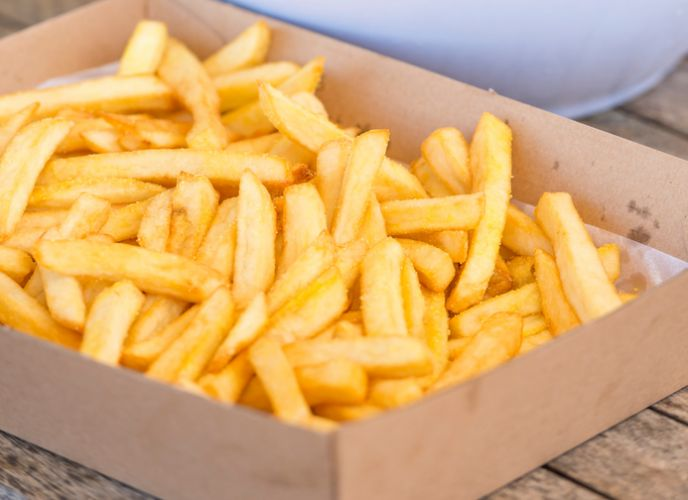 The hot chips are safe at Mandurah Aquatic and Recreation Centre.
