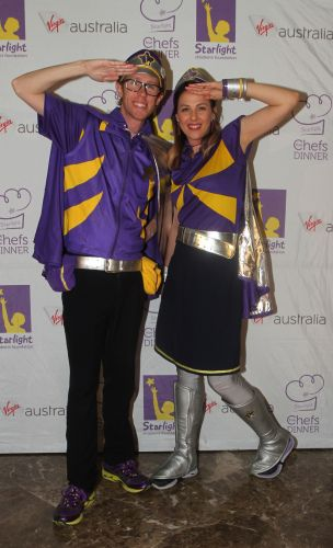 Captain Starlight ambassadors