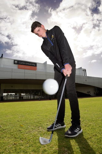 Curtin Uni partners with Golf WA to find stars of tomorrow