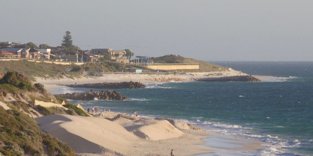 The City of Wanneroo has spent about $8.64 million on coastal protection works since 1999, mostly in Quinns Rocks.