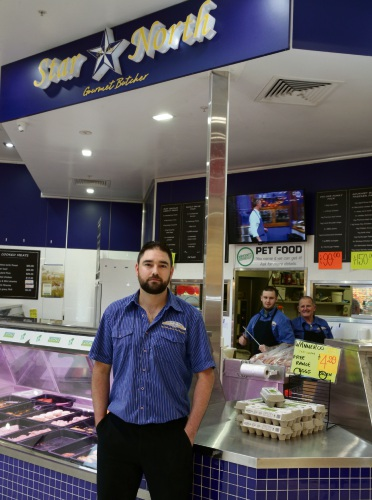 Star of the North chops Wanneroo butcher shop