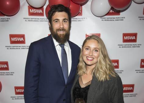 Josh and Lauren Kennedy