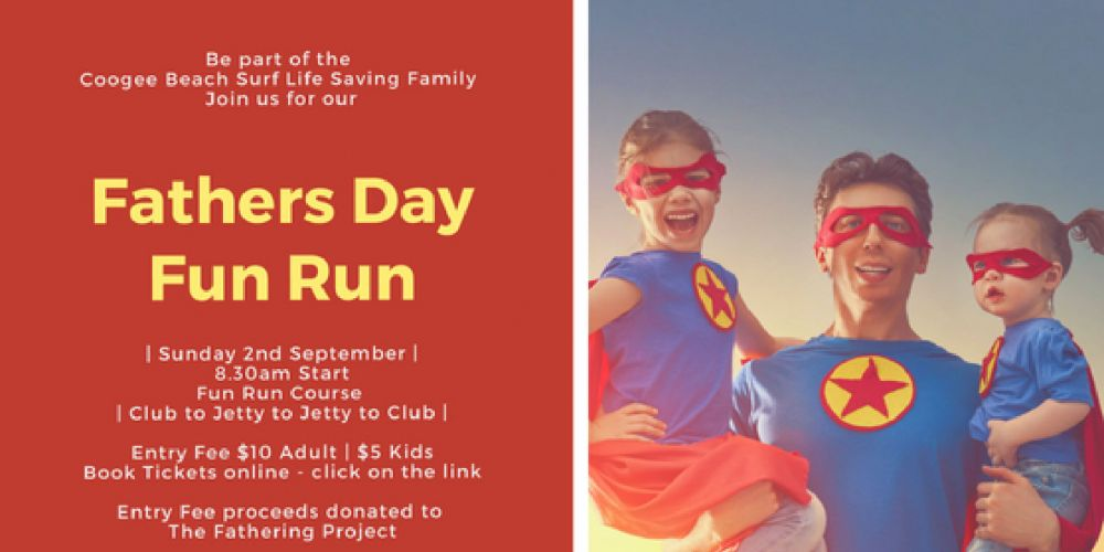 Father's Dy Fun Run
