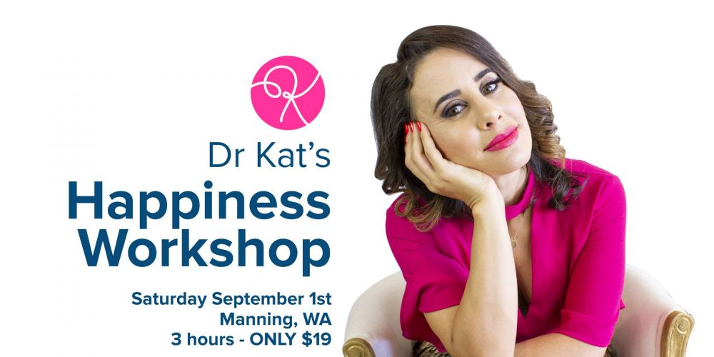 Dr Kat's Happiness Talk