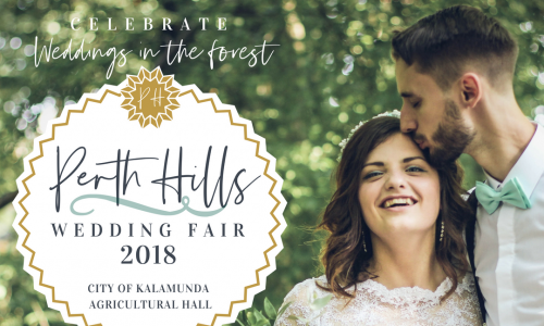 Perth Hills Wedding Fair