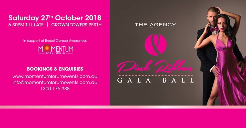 The Pink Ribbon Gala Ball
