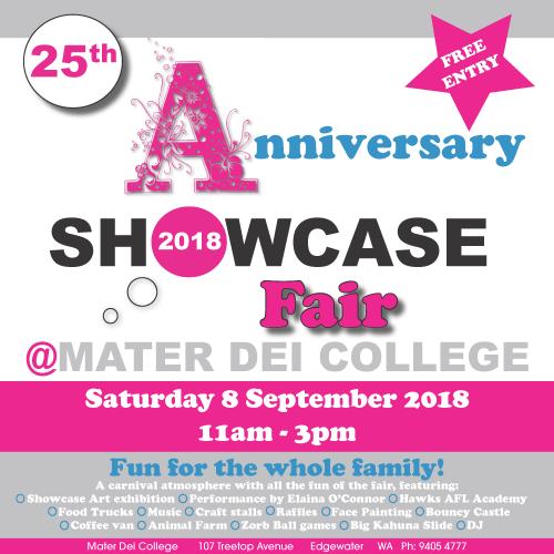 25th Anniversary Showcase Fair