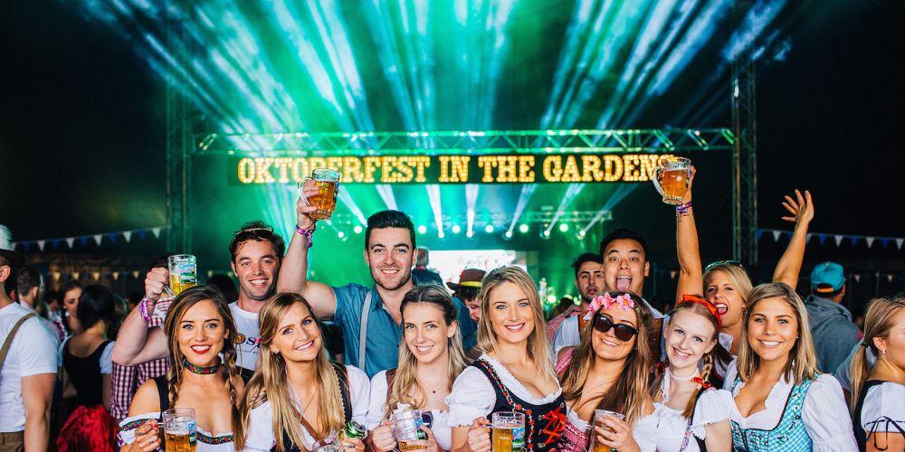 Perth Oktoberfest in the Gardens