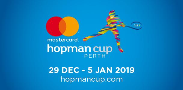 Hopman Cup 2019