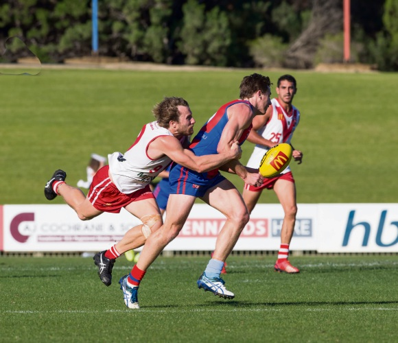 WAFL finals: Bill Monaghan says West Perth defence key against South Fremantle